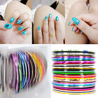 Nageldesign Nagel Striping Laser Tape Nail Art Deko  Fingernagel Zierstreifen