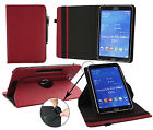 Universal (7-8 Inch) 360 Degree Rotating Padded Case Cover Folio for Tablets