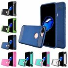 For Apple Iphone 7 / 7 Plus Case Shockproof Rubber Dual Layer Slim Hybrid Cover