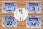 ICE HOCKEY PLACEMAT PERSONALISED FREE OF CHARGE BIRTHDAY GIFT CHRISTMAS