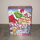 Factory Sealed Dr. Seusss Deluxe Holiday Collection DVD 3-Disc Set