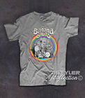 T-shirt uomo THE BANANA SPLITS SHOW Tra La La Song Swingo Bingo Drooper Snorky