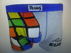 U WEAR Comics RUBIKS CUBE LICENSE Boxer Shorts Trunk Unterhose XS S M L XL  neu