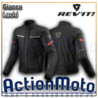 Giacca giaccone jacket Rev'it Lucid Nero Hydratex Revit 3 strati moto scooter
