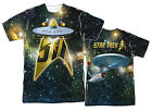 "Star Trek TOS ""50th Ship"" Dye Sublimation T-Shirt or Tank"