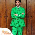 St Patrick Oppo Suit Irish St Paddys Stag Fancy Dress Outfit New