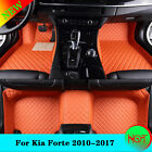 Yes 8 Colors Auto Interior Car Floor Mat Y2R3 For Kia Forte 2010-2017 Waterproof