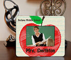 "4""x6"" PHOTO FRAME - Big Apple for Teacher ADD TEXT FREE School Academics Gift"