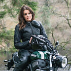 RST Ladies Madison-2 Leather Motorcycle Jacket Road Street Tour Commute