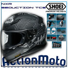 Casco Helmet Integrale SHOEI NXR SEDUCTION TC5 calotta Fibra moto scooter motard