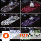 Amazing Oval Table Runners Tablecloths 40x90cm & 60x120cm Table Decorations New