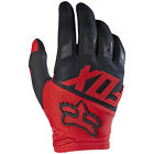 2017 Fox MX Mens Dirtpaw Race Gloves - Red Motocross Offroad Trail Enduro