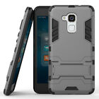 Huawei Honor 5c Dual Layer Rugged Case Shockproof Cover with Kickstand