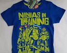 TEENAGE MUTANT NINJA TURTLES Licensed short sleeve tee t shirt top NEW sz 2-6