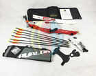 "Red 66"" Core Archery Jet Take Down Recurve Bow & Complete Package"