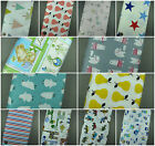 NEW 100% Cotton Children, Kids Print Fabric Crafting Quilting Patchwork Material
