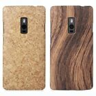 For OnePlus Two 1plus2 Luxury Wooden Texture Design Hard case cover