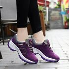 Women's Sport casual Shoes Outdoor Athletic Training Running Sneakers Breathable