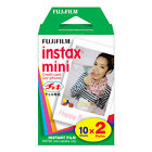 Fujifilm Instax Mini Instant Color Print Film (Twin Pack) (ISO 800)