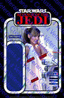 Star Wars Leia Custom Cardback