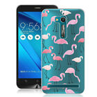 For Asus Zenfone Go ZB500KL Case Cover Soft TPU Rubber Gel Clear Ultra Slim Skin