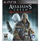 Assassin's Creed: Revelations (Sony PlayStation 3, 2011)