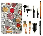Universal Accessory Bundle Case Pack Fits Alldaymall 10.1 Inch Android Tablet