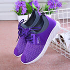 Women's Casual shoes Sneakers Running sports Breathable Mesh Athletic walking