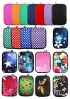 "Neoprene Sleeve Zip Case Cover fits Tablets 9.7"" - 10.1"" Inch and Stylus"