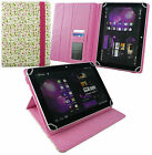 Universal Wallet Case Cover Stand fits Thomson Neo/Hero 8 Inch Tablet PC