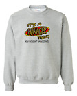 Long Sleeve T-shirt Unique It's A MANAGER Thing You Wouldn't Understand