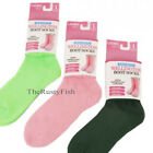 1 PAIR LADIES WELLINGTON BOOT SOCKS CALF LENGTH SOFT TOUCH WOMENS GIRLS WELLIES