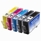 5-PACK Remanufactured Ink Cartridge Set for HP 564XL PhotoSmart Inkjet Printer