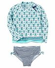 Carter's   Toddler Girls' Paisley Rashguard Set   MSRP$36.00   2T--5T