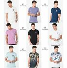 Mens Designer 11 Degrees Stylish Trendy Print T Shirt Top Smart Casual Summer