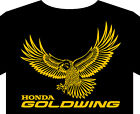 T shirt up 5XL Honda Goldwing biker motorcycle classic manual boots