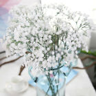 Artificial Fake Babys Breath Gypsophila Flower Bouquet Home Wedding Floral Décor