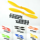 "2/4Pairs 7045/7x4.5"" CW CCW Paddle Propeller Blade Prop For RC Quad Multi-Copter"