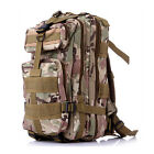 Outdoor Military Tactical Oxford Backpack Travel Sport Rucksack Hike Camping Bag