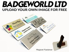 MAGNET Staff ID Personalised Name Badges Doctor Dentist Administrator & Logo