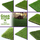 BRAND NEW QUALITY ARTIFICIAL GRASS CHEAP ROLLS SOFT LAWN THICK OUTDOOR TURF