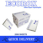 A4 SIZE PRINTING PAPERS WHITE 80 gsm 5reams BOX - 2500 SHEETS
