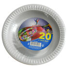 """6"""" 15.2 cm Disposable Plastic Bowls - Great for Desserts, Parties & Catering"""