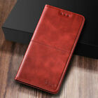 Luxury PU Leather Flip View Window Cover Case Stand For iPhone SE 7/7 6/6S Plus