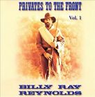 NEW CD BILLY RAY REYNOLDS PRIVATES TO THE FRONT VOL 1 CIVIL WAR FACTORY SEALED