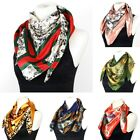 Kyпить Ladies Fashion Silken Satin Square Scarf - Large 35 x 35 на еВаy.соm