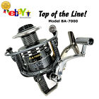 PREMIUM Spinning Fishing Reel 13+1 BB 4.7:1 Gear Ratio CNC Metal Spool Light Wei