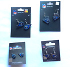 Tennessee Titans NFL Earrings~Choose Your Style:Post/Dangle/Arrow on eBay