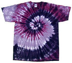Multi-Color Tie Dye T-Shirt, Adult, S M L XL 2XL 3XL 4XL 5XL 100% Cotton Gildan image