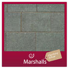 BLOCK PAVING MARSHALLS METROPOLITAN 80MM BLOCK MIN ORDER 5PKS REQ